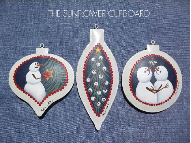 Puffy Snowmen - E-Packet - Pat Jarrett