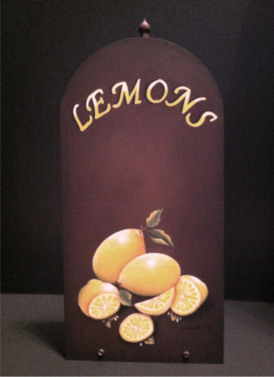 Lemons - E-Packet - Lonna Lamb