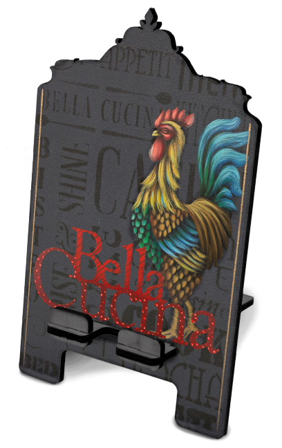 Bella Cucina Tablet Stand Pattern Packet