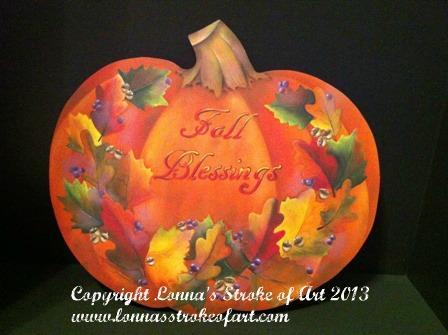Fall Blessings - E-Packet - Lonna Lamb