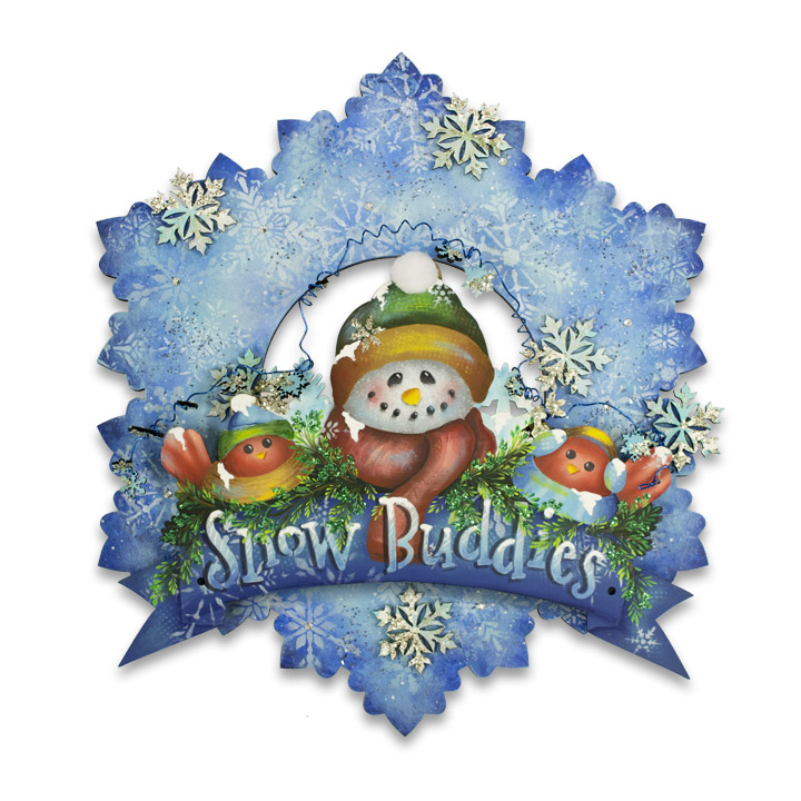 Snow Buddies Pattern Packet - Patricia Rawlinson