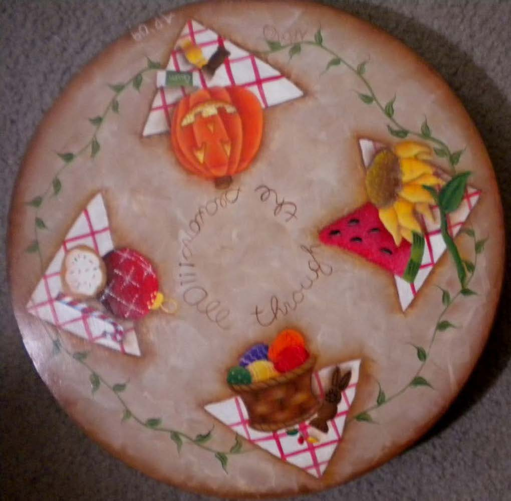 All Through the Seasons - E-Packet - Ann Perz