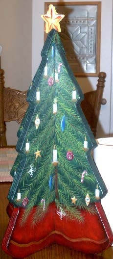 Oh Christmas Tree - E-Packet - Ann Perz