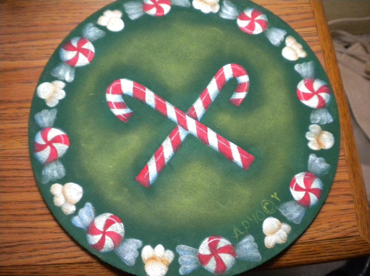 Christmas Mouse Pad - E-Packet - Ann Perz