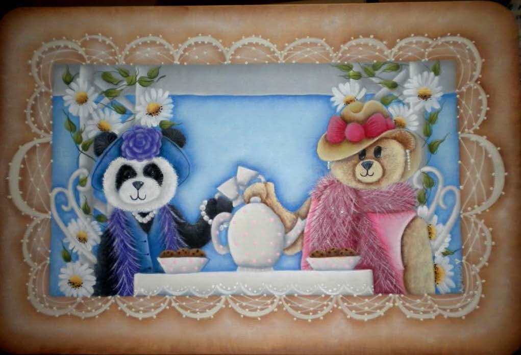 Tea for Two - E-Packet - Ann Perz