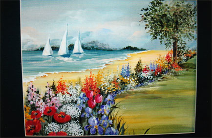 Seaside  Garden E-Packet - Beth Wagner