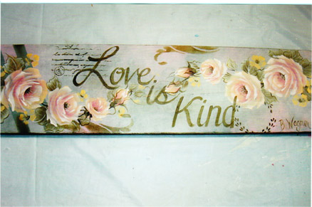 Love Is Kind E-Packet - Beth Wagner