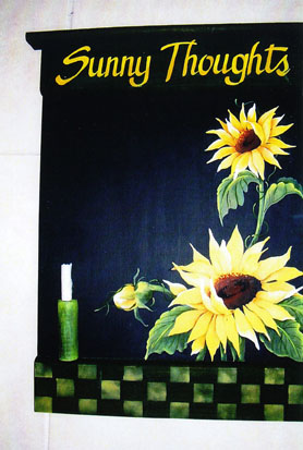 Sunny Thoughts Chalkboard E-Packet - Beth Wagner