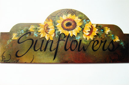 Sunflower Sign E-Packet - Beth Wagner
