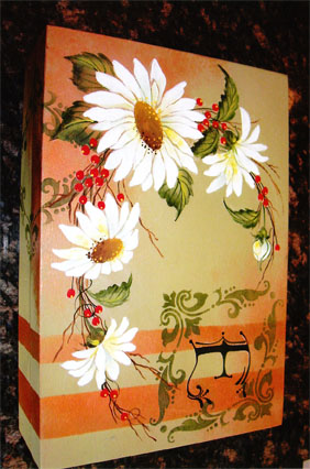 Daisy Box E-Packet - Beth Wagner