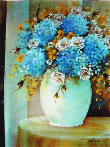 Springtime Still Life E-Packet - Beth Wagner