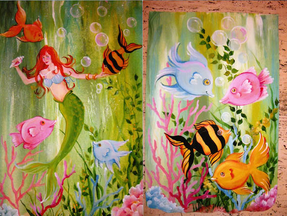 Under the Sea E-Packet - Beth Wagner