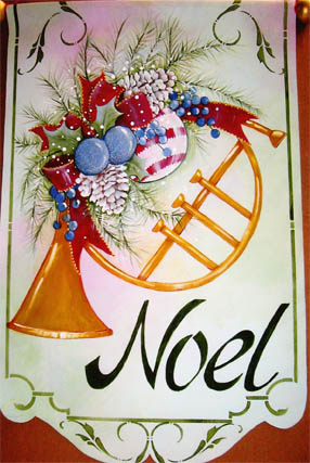 Noel Banner E-Packet - Beth Wagner