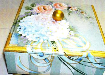 Hydrangea Rose Box E-Packet - Beth Wagner