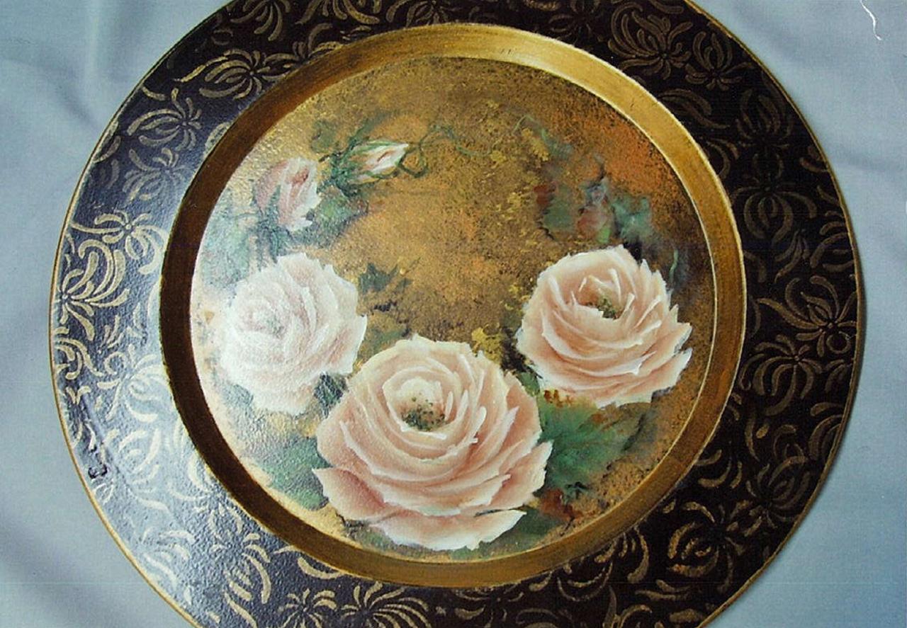 Rose Plate E-Packet - Beth Wagner