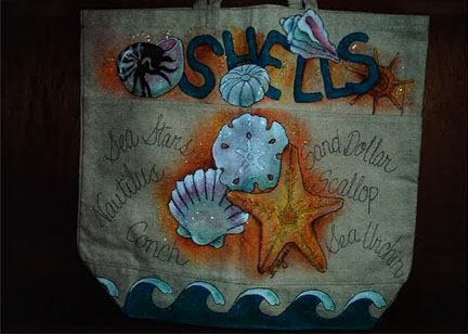 Shells Tote E-Packet - Beth Wagner