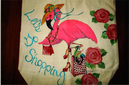 Let's Go Shopping E-Packet - Beth Wagner