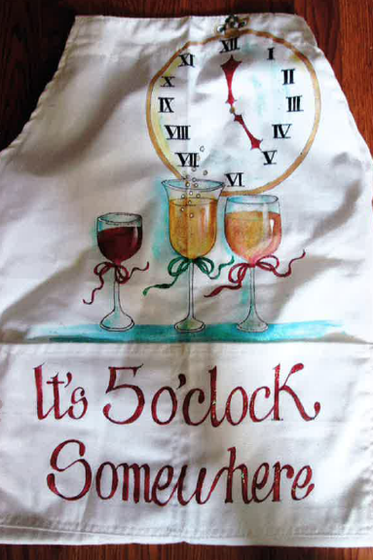 It's 5 O'Clock Somewhere (Hers) E-Packet - Beth Wagner