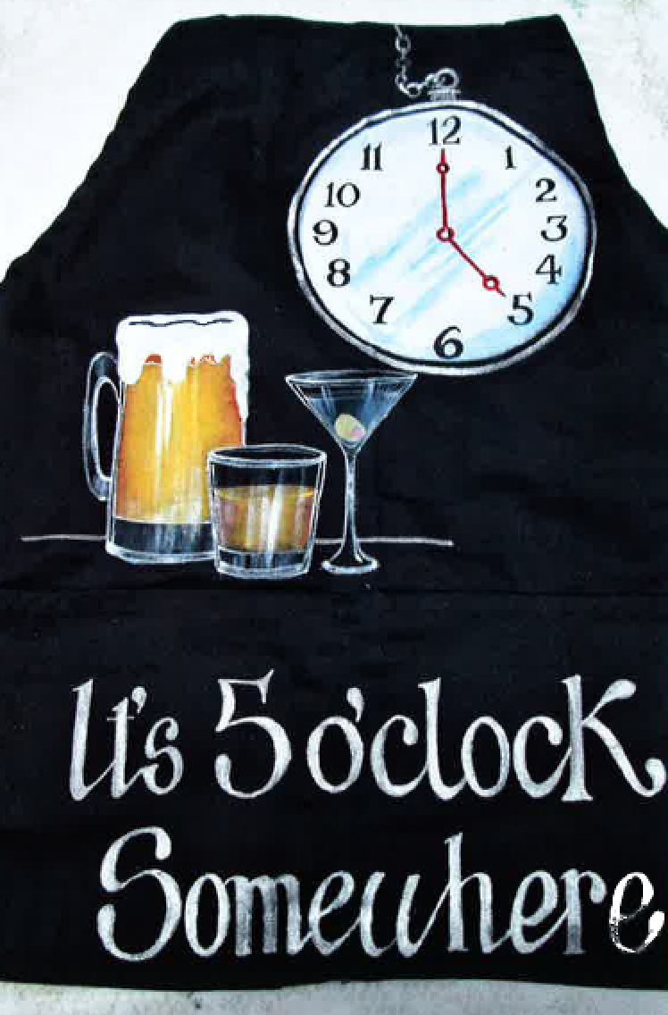 It's 5 O'Clock Somewhere (His) E-Packet - Beth Wagner