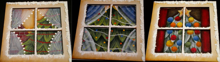 Christmas From the Outside - E-Packet - Ann Perz