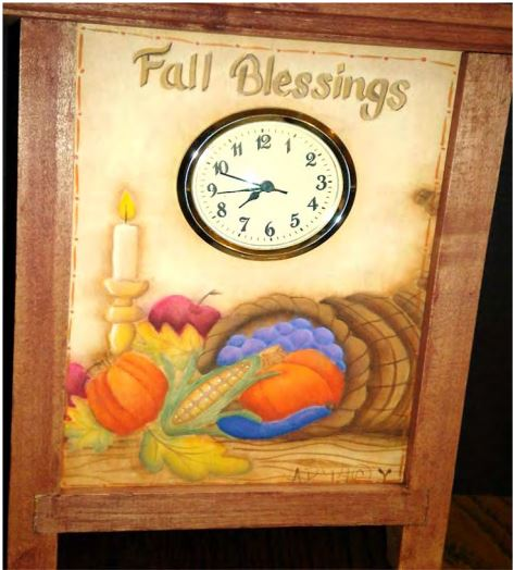 Fall Blessings - E-Packet - Ann Perz