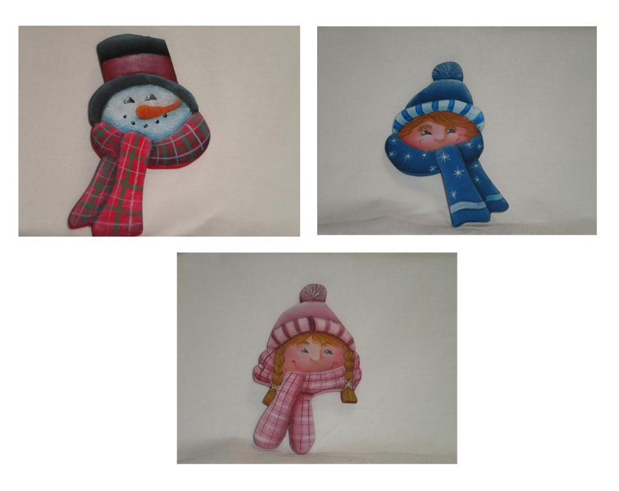 The Snow Babies - E-Packet - Ann Perz