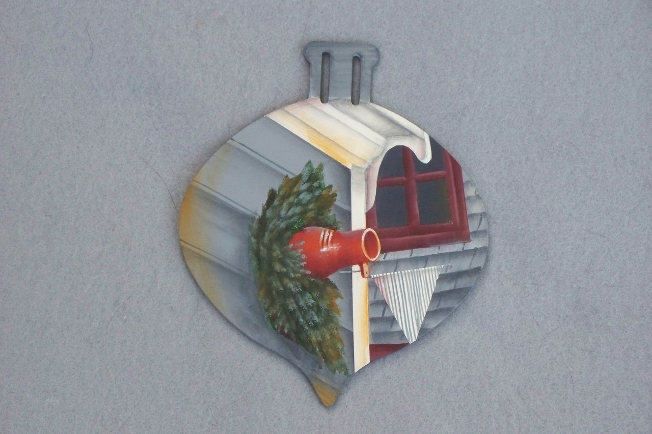 Williamsburg Collection - Bird Bottle - E-Packet - Barbara Franzreb-Bunsey