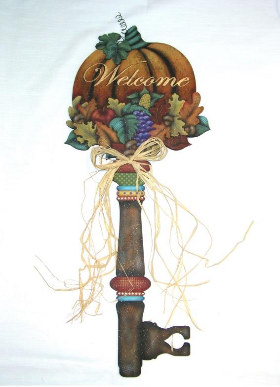 Harvest Welcome - E-Packet - Jeanne Bobish