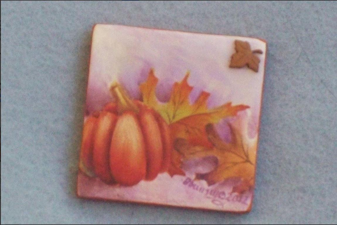 Harvest Pin - E-Packet - Barbara Franzreb-Bunsey
