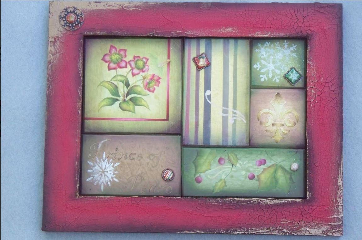 Christmas Elegance - E-Packet - Barbara Franzreb-Bunsey