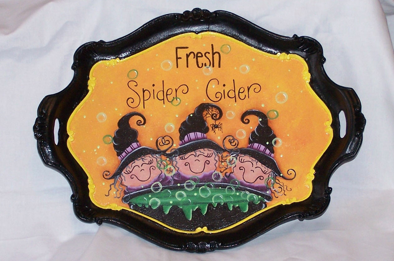 Fresh Spider Cider - E-Packet - Cheryl Nuccio