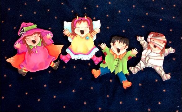 Halloween Jump For Joy - E-Packet - Christy Hartman