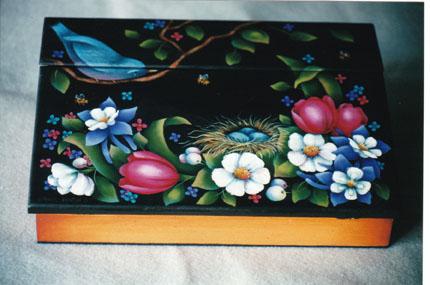 Just A Little Flower Garden - E-Packet - Juanita Denton