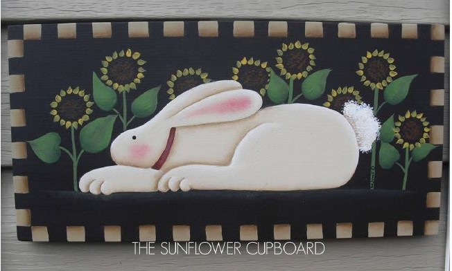 Sun Bunny - E-Packet - Pat Jarrett