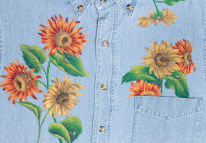Sunflowers - E-Packet - Debra Welty