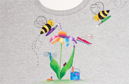Buzzy Paintn - E-Packet - Debra Welty