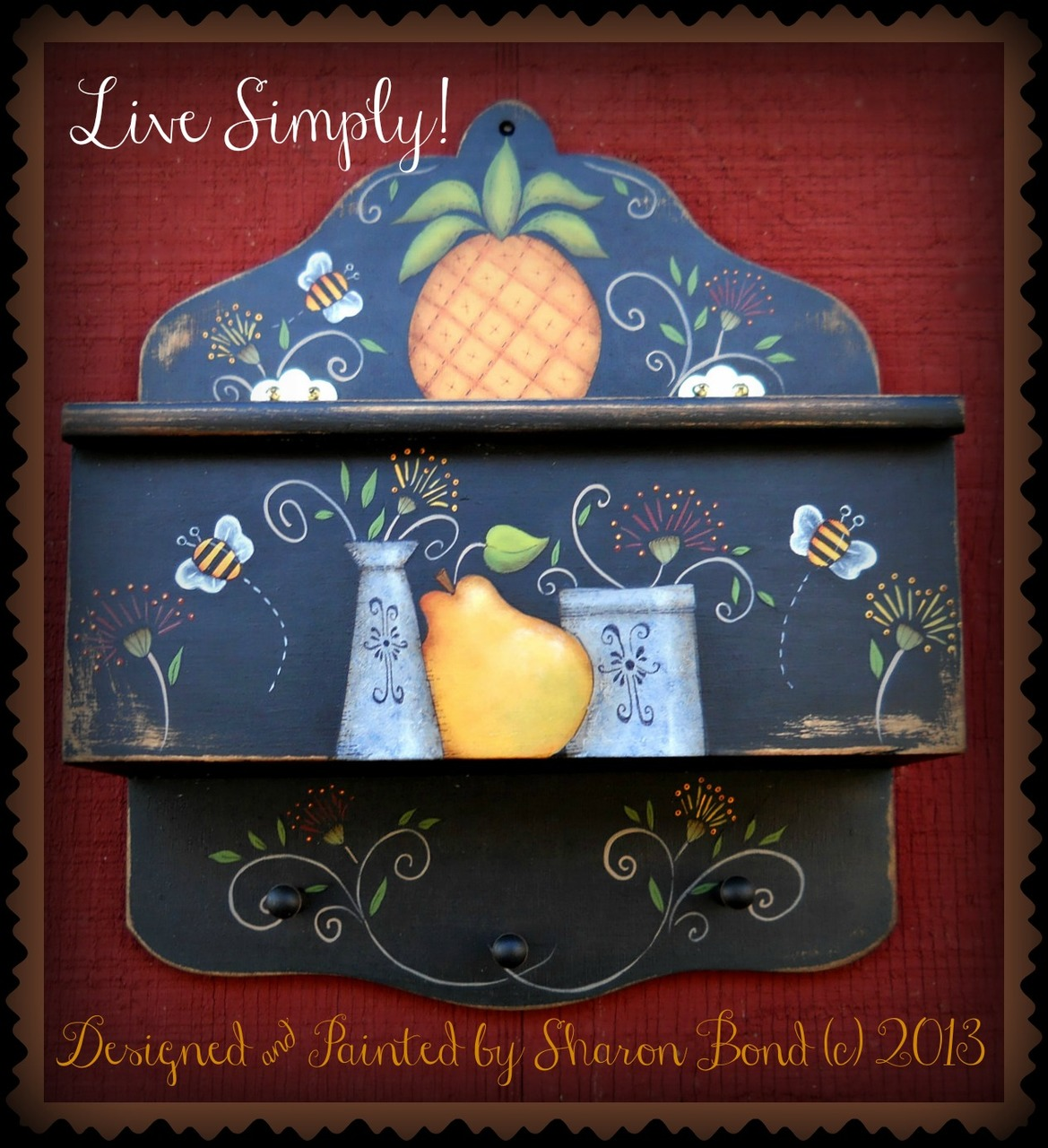 Live Simply - E-Packet - Sharon Bond