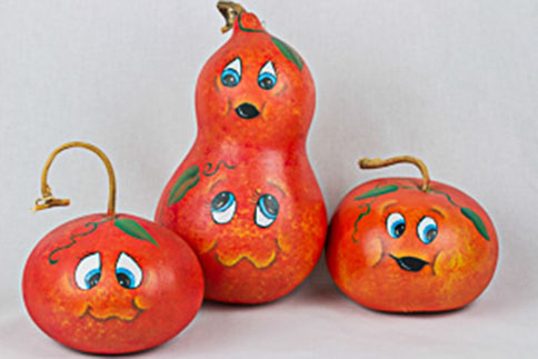 Pumpkins - E-Packet - Debra Welty