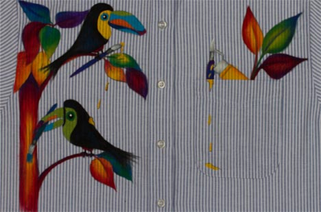 Glistening Toucan - E-Packet - Debra Welty