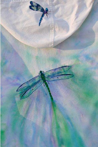Dragonfly Swirl - E-Packet - Debra Welty