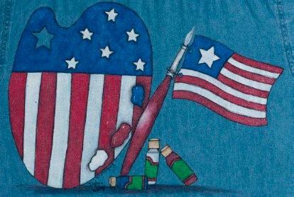All American Artist - E-Packet - Debra Welty
