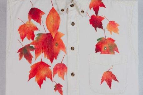 Falling Leaves - E-Packet - Debra Welty