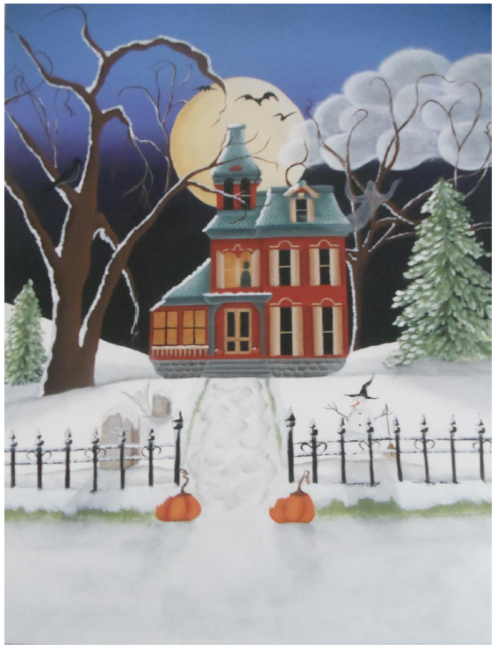 Frosty Hallows Eve - E-Packet - Linda Samuels