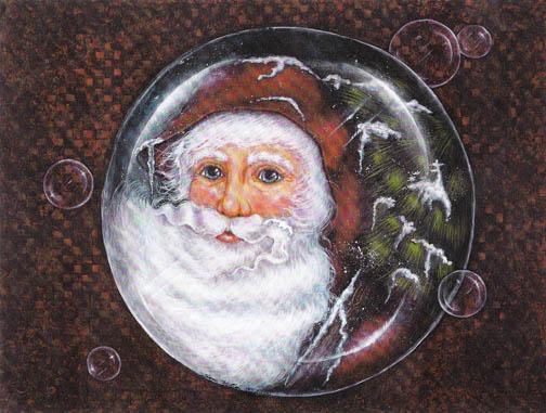 St. Nick Bubbles - E-Packet - Sue Hollon-Taber