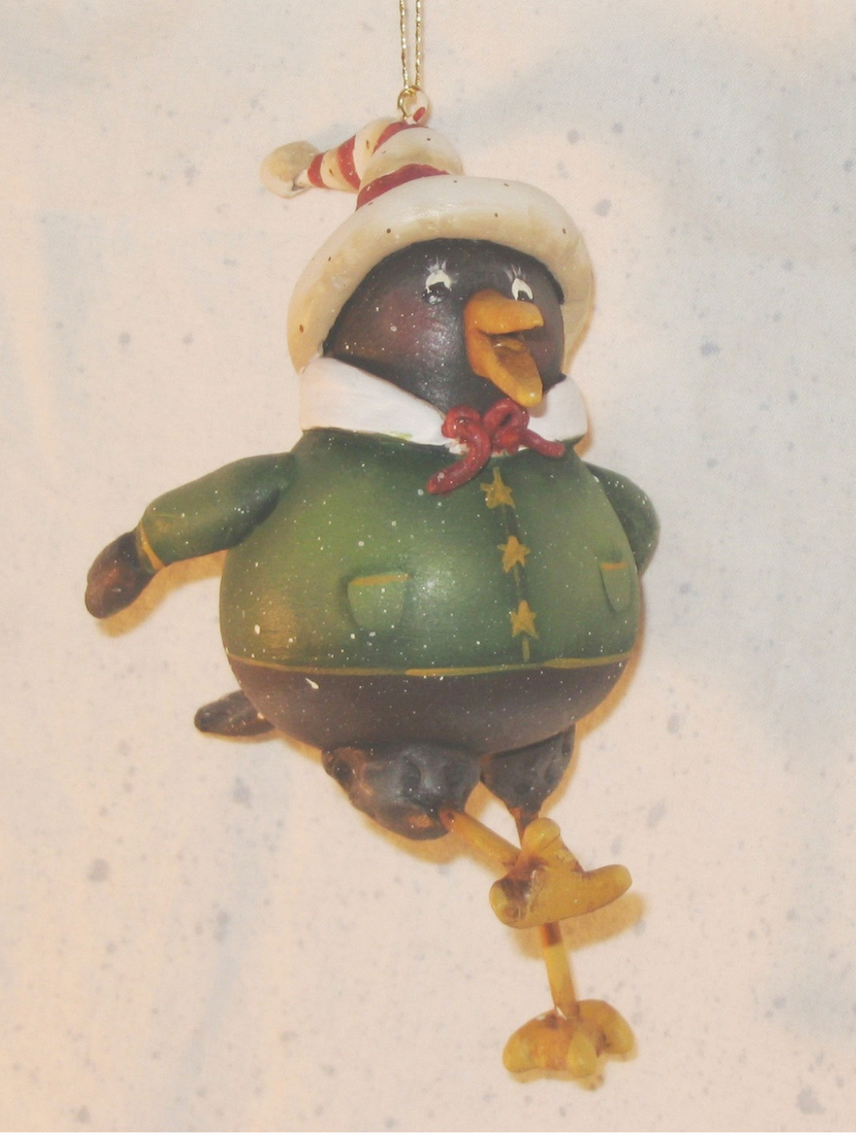 Christmas Crow - E-Packet - Dottie Kuhl
