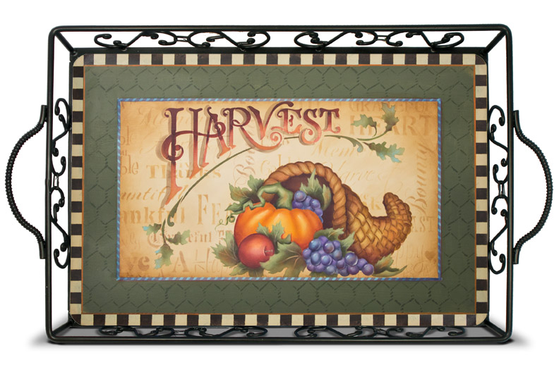 Harvest Cornucopia Pattern Packet - Patricia Rawlinson