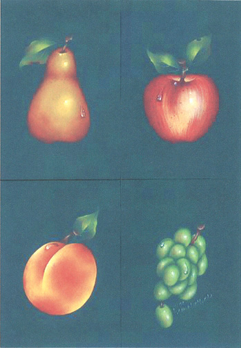 Fruit Sampler - E-Packet - Bobbie Campbell