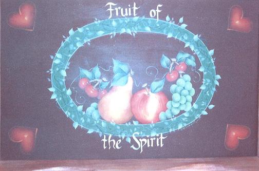 Fruit of the Spirit - E-Packet  - Bobbie Campbell