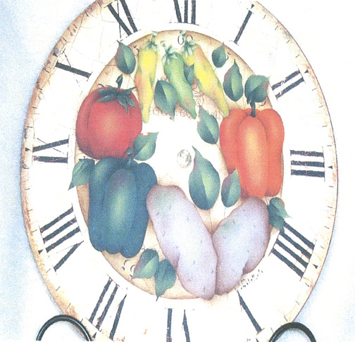 It's Veggie Time - E-Packet - Bobbie Campbell