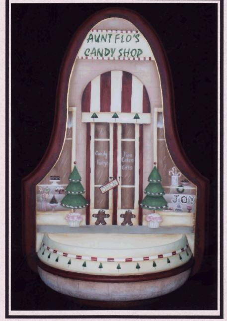 Christmas Candy Bowl - E-Packet - Mary Jo Gross